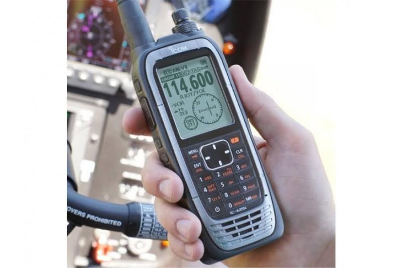 radio IC-A25CEFR 8.33hHz