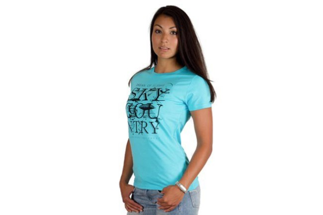 T-Shirt Sky Country