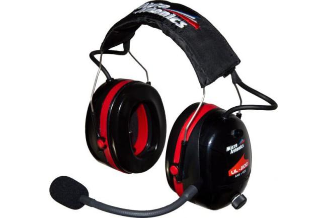 Headset ANR UL-200 Intercom...