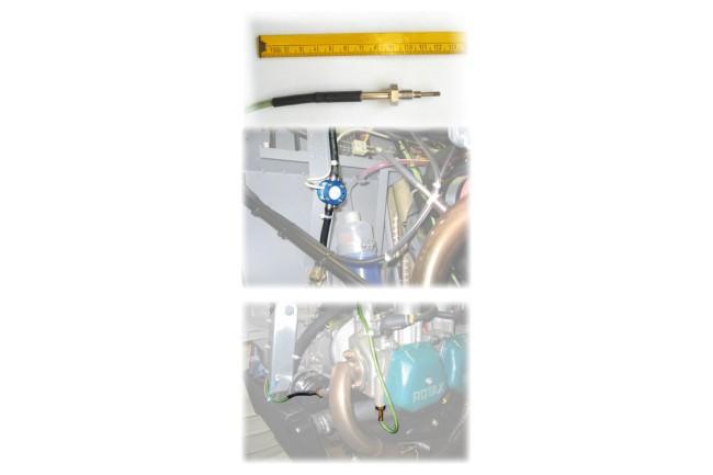 Kit sonde moteur rotax