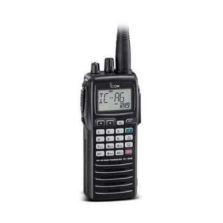 Radio portable IC-A6 frII Aviation