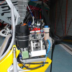 Un moteur Weber pour mon ULM 2