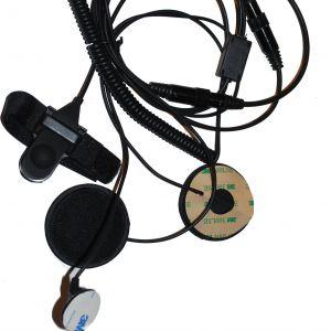 Micro-écouteurs déportés pour Kenwood