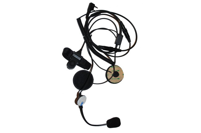 Micro-écouteurs déportés Kenwood