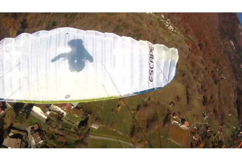 Parapente Escape Speedriding Sky Country
