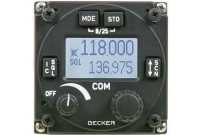 Radio aviation AR 6201 Becker