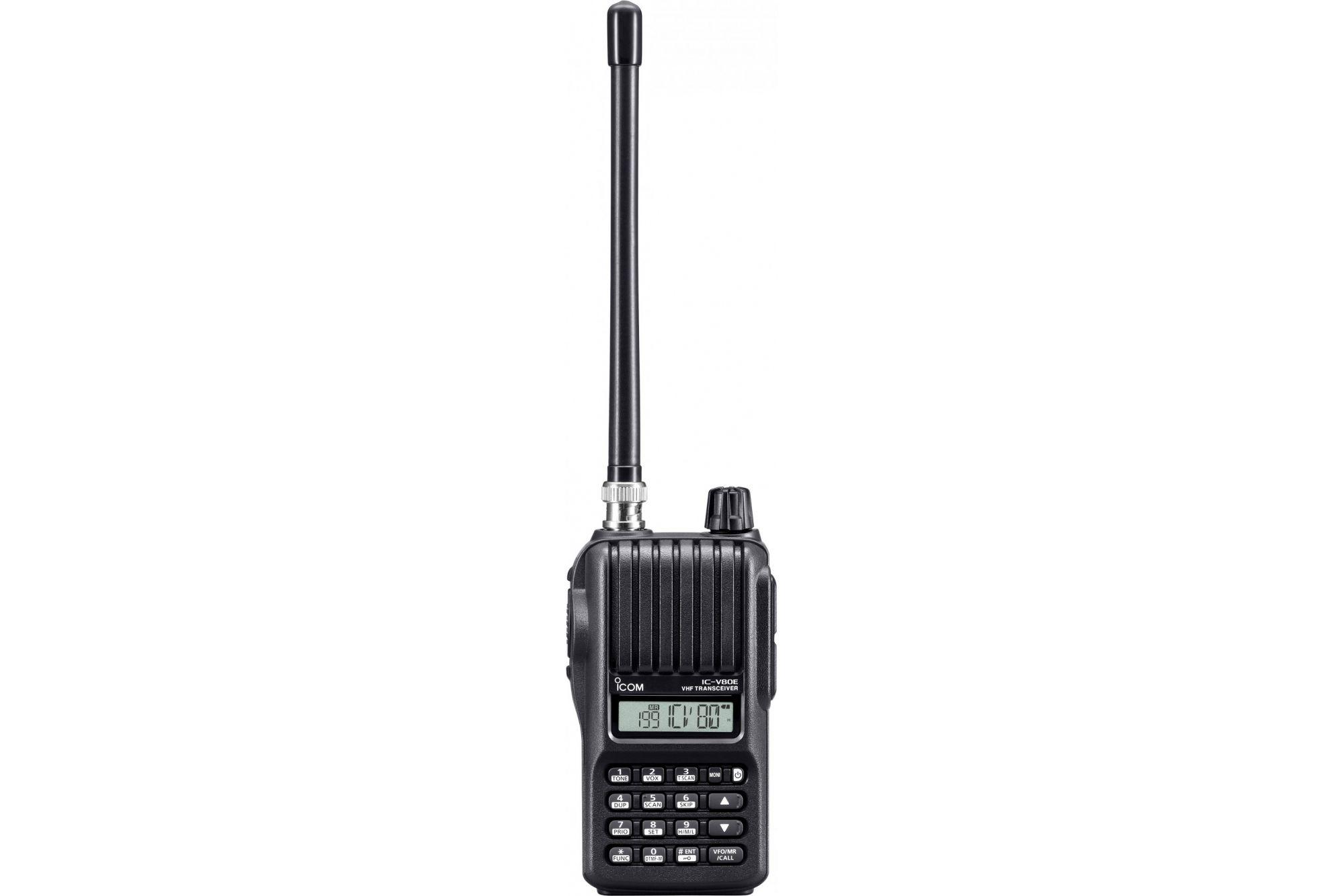 Radio Icom IC-V80
