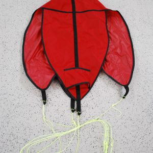 Parachute de treuil parapente