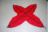 Parachute de treuil parapente Scorpio