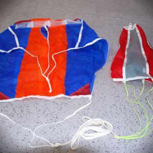 Parachute de treuil parapente parafoil