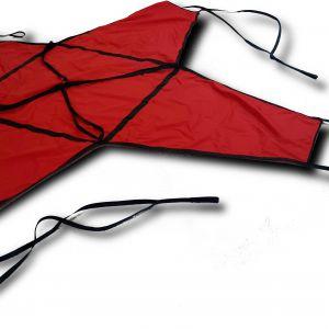 Parachute de treuil planeur