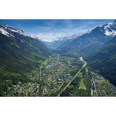 Baptême ULM : Vol au pied du Mont Blanc + pause Mayères (2h30)